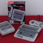new 3DS XL SNES comparaison