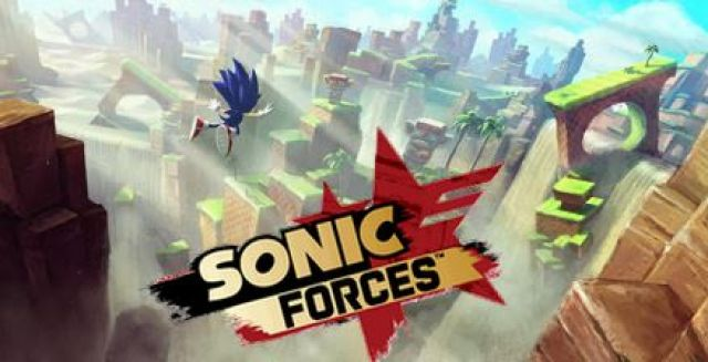 sonic forces GC2017