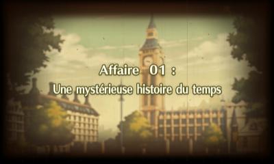 Katrielle Layton - affaire n°1