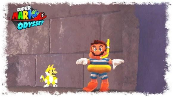 Super Mario Odyssey - pays du Lac 5