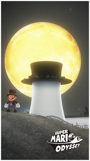 Super Mario Odyssey - pays des chapeaux 15