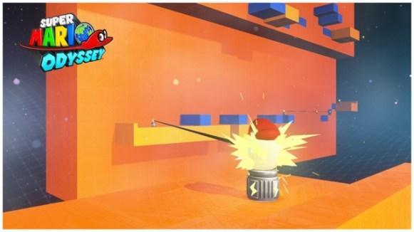Super Mario Odyssey - pays des chapeaux 7