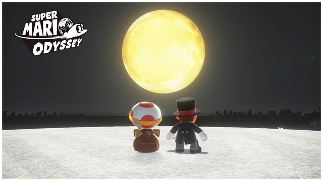 Super Mario Odyssey - pays des chapeaux 9