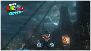 Super Mario Odyssey - pays gratte-ciel 1