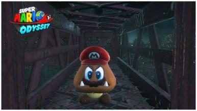 Super Mario Odyssey - pays gratte-ciel 2
