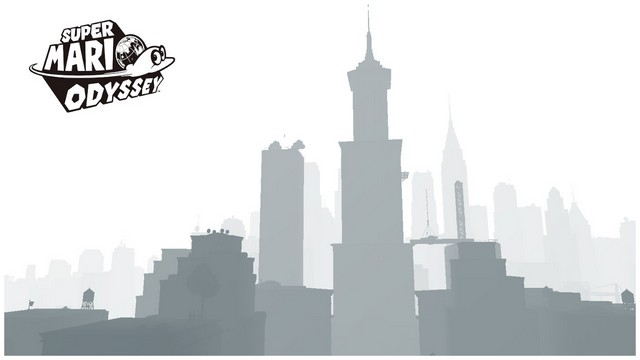 Super Mario Odyssey - pays gratte-ciel 7