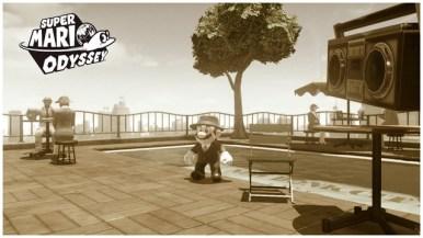Super Mario Odyssey - pays gratte-ciel 10