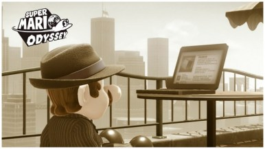 Super Mario Odyssey - pays gratte-ciel 11