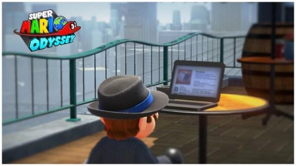 Super Mario Odyssey - pays gratte-ciel 13