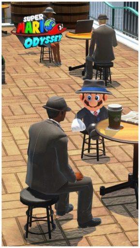 Super Mario Odyssey - pays gratte-ciel 45