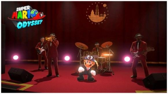 Super Mario Odyssey - pays gratte-ciel 17