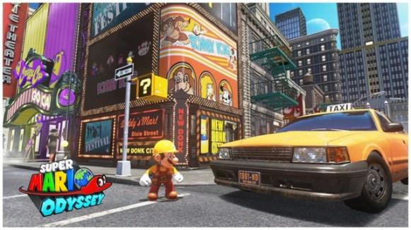 Super Mario Odyssey - pays gratte-ciel 35