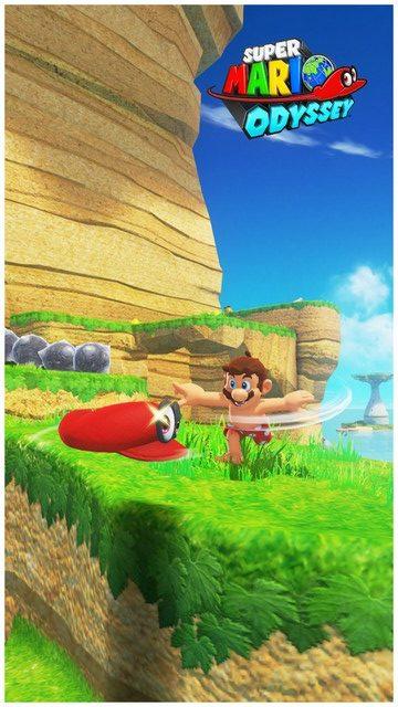 Super Mario Odyssey - pays de la mer 12