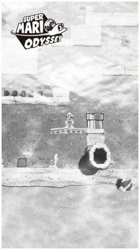 Super Mario Odyssey - pays de la mer 13