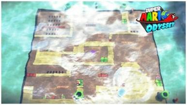 Super Mario Odyssey - pays de la mer 9