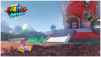 Super Mario Odyssey - pays de la foret 10