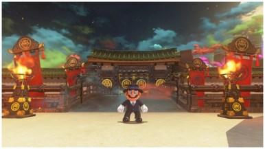 Super Mario Odyssey - pays de Bowser 1