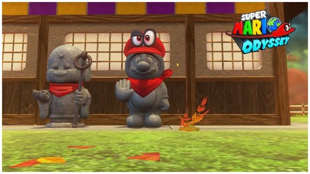 Super Mario Odyssey - pays de Bowser 5