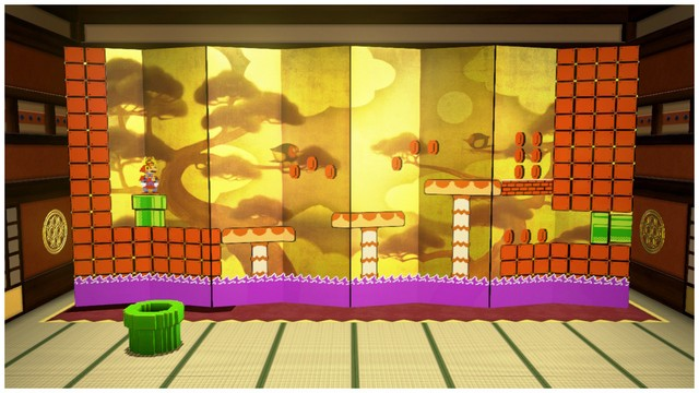 Super Mario Odyssey - pays de Bowser 6
