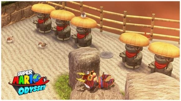 Super Mario Odyssey - pays de Bowser 11