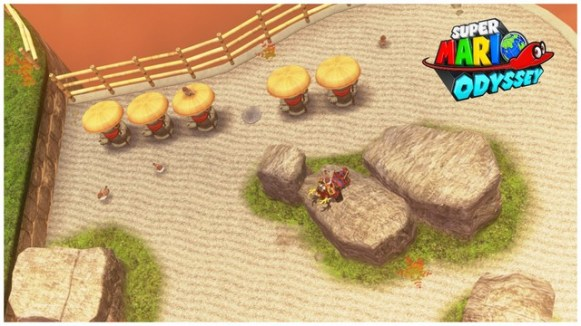 Super Mario Odyssey - pays de Bowser 12