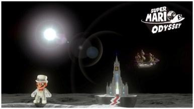 Super Mario Odyssey - pays de la Lune 3