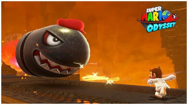 Super Mario Odyssey - pays de la Lune 7