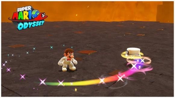 Super Mario Odyssey - pays de la Lune 6
