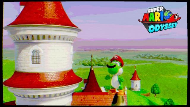 Super Mario Odyssey - Royaume Champignon 10