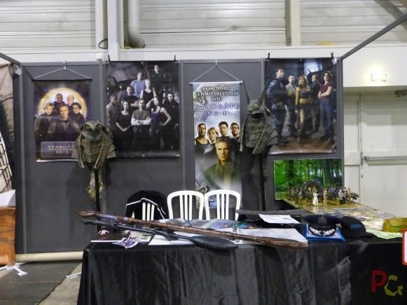 Hero Festival 2017 - univers Stargate