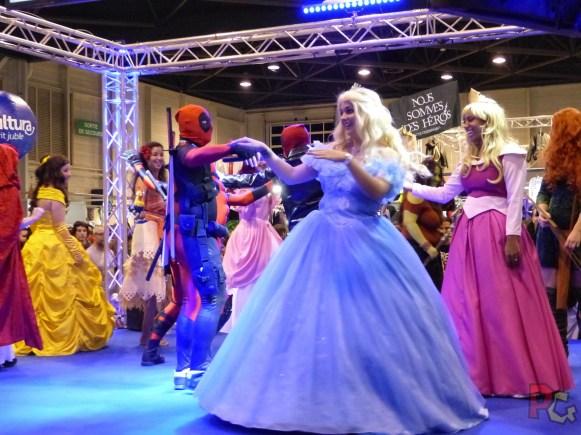 Hero Festival 2017 - cosplay Disney