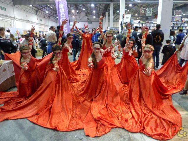 Hero Festival 2017 - robe géante