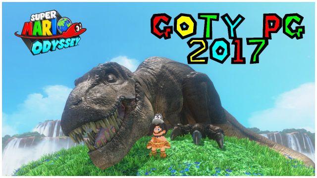 Mario Odyssey GOTY 2017