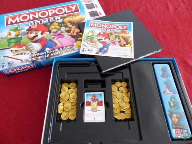 Monopoly Gamer - Contenu