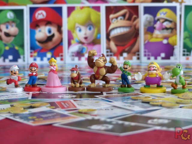 Monopoly Gamer - figurines actuelles
