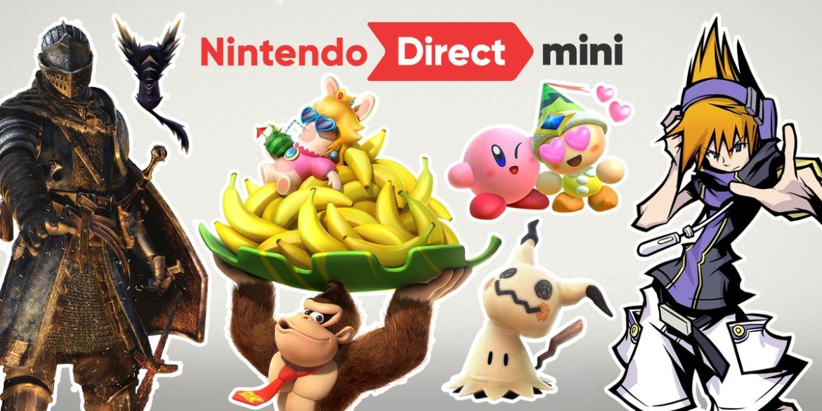 intendo Direct Mini 11 janvier 2018