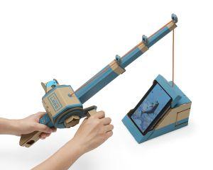 Nintendo Labo - canne à pêche