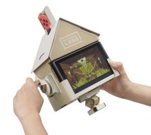 Nintendo Labo - jeu maison