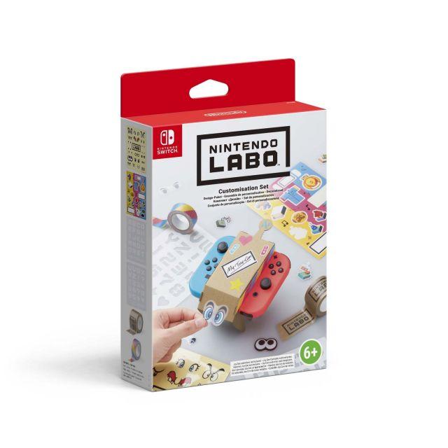 Nintendo Labo - kit personnalisation