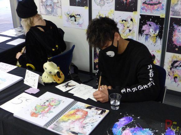 PAF2018 - dessinateur