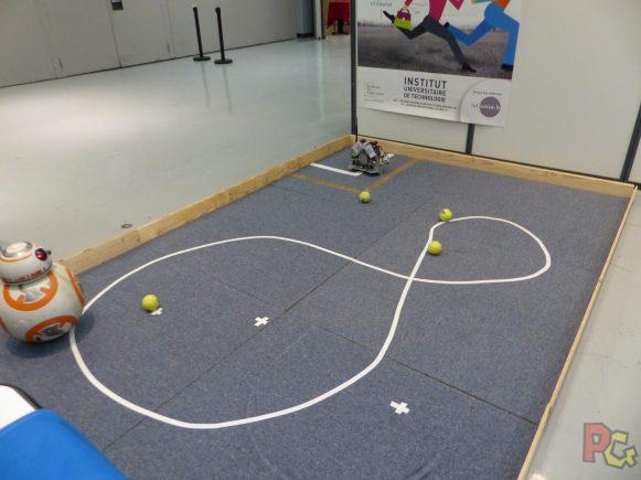 PAF2018 - robotique et BB8