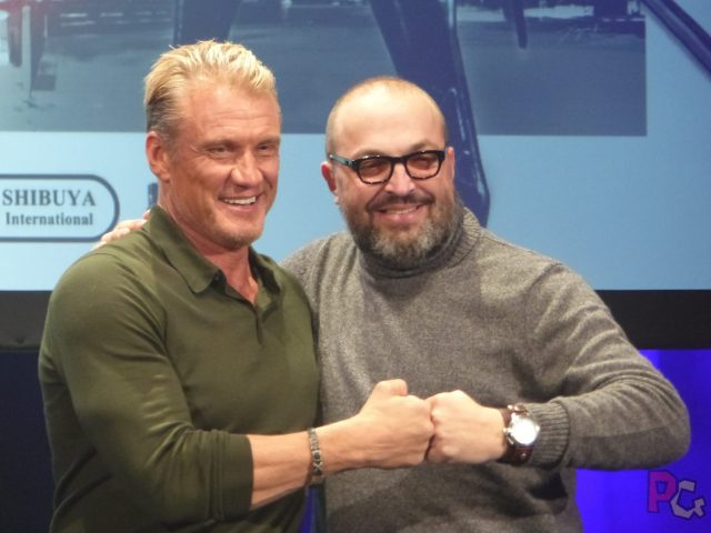 MAGIC2018 - Dolph Lundgren