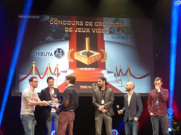MAGIC2018 - concours jeux vidéo