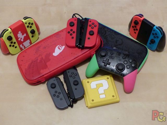 Switch - accessoires