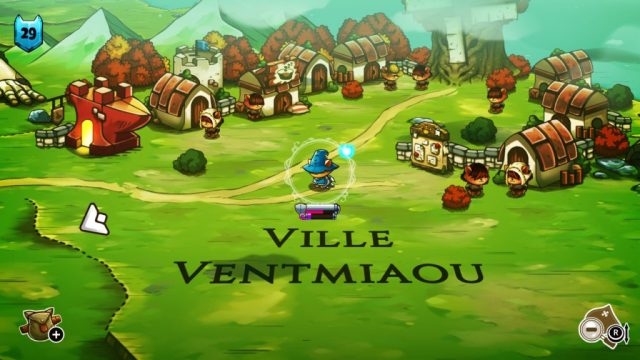 Cat Quest - Ville Ventmiaou
