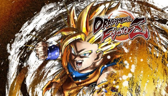 Bannière Dragon Ball FighterZ