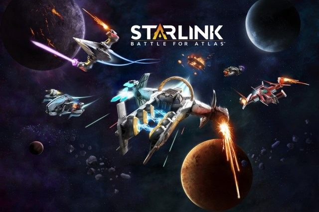 Bannière Starlink