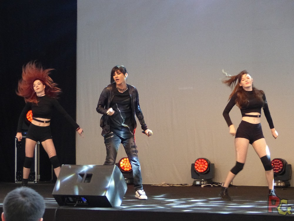 Nice Geek Expo 2018 - concert Hoshi