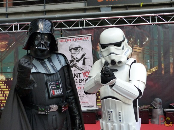 Nice Geek Expo 2018 - univers Star Wars