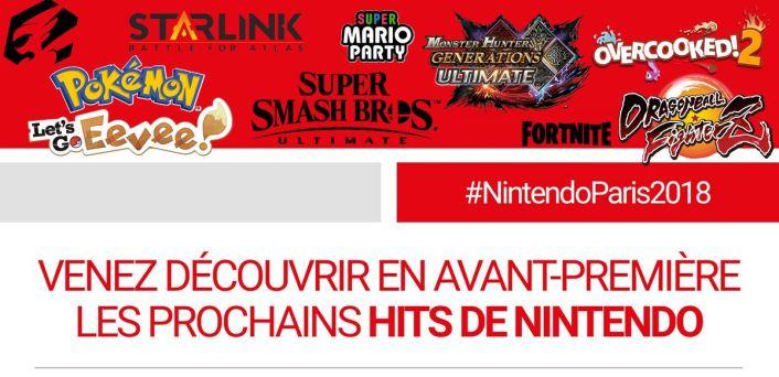 NintendoParis2018